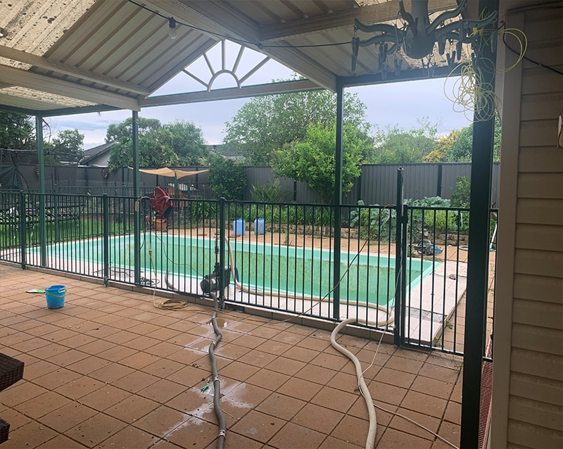 Jam Pool Removals Projects Work
