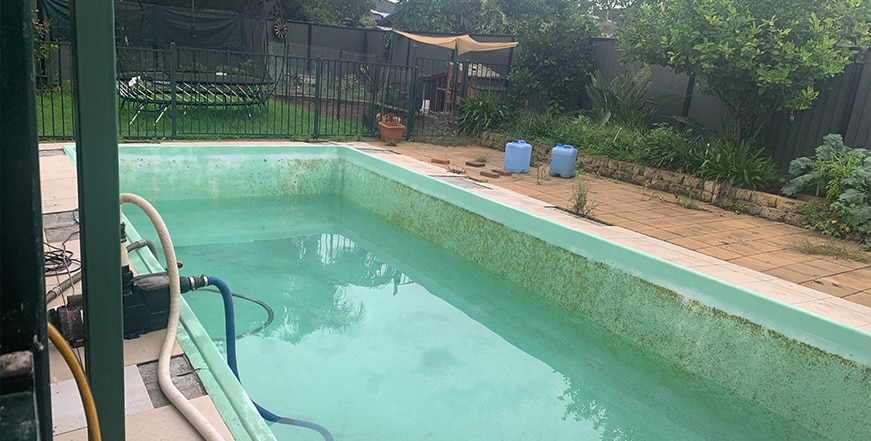 Above and Below Ground Pool Removals