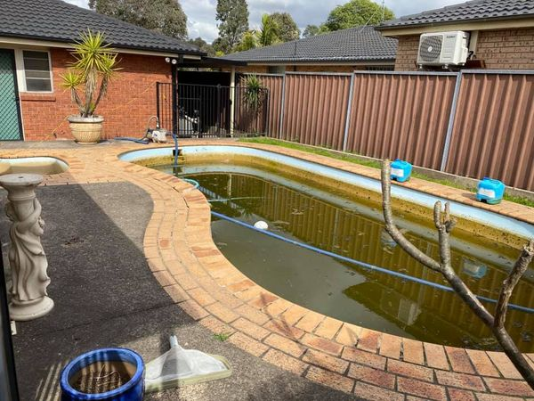 guide to swimming pool removal